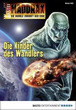 Die Kinder des Wandlers / Maddrax Bd.465 (eBook, ePUB) - Binder, Wolf
