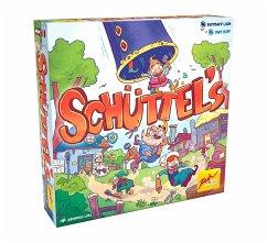 Zoch 601105103 - Schüttel's, Gesellschaftsspiel, Brettspiel