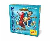 Zoch 601105123 - Kimono, Gesellschaftsspiel, Kartenspiel