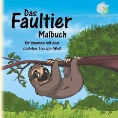 Das Faultier-Malbuch