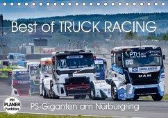 9783669394550 - Wilczek, Dieter-M.: Best of TRUCK RACING (Tischkalender 2018 DIN A5 quer) - Buch