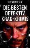 Die besten Detektiv Krag-Krimis (eBook, ePUB)