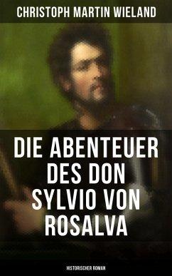 9788027225453 - Wieland, Christoph Martin: Die Abenteuer des Don Sylvio von Rosalva (Historischer Roman) (eBook, ePUB) - Kniha