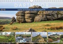 9783669394444 - Kruse, Joana: Dartmoor, herbe Schönheit im Süden Englands (Wandkalender 2018 DIN A4 quer) - Buch