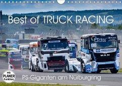 9783669394529 - Wilczek, Dieter-M.: Best of TRUCK RACING (Wandkalender 2018 DIN A4 quer) - Buch