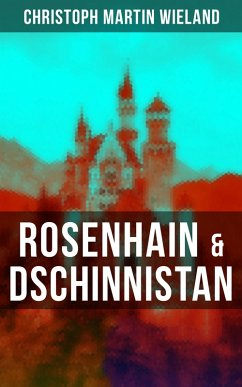 9788027225477 - Wieland, Christoph Martin: Rosenhain & Dschinnistan (eBook, ePUB) - Kniha