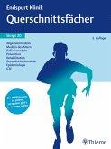Endspurt Klinik Skript 20: Querschnittsfächer (eBook, PDF)