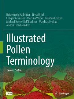 Illustrated Pollen Terminology - Halbritter, Heidemarie;Ulrich, Silvia;Grímsson, Friðgeir