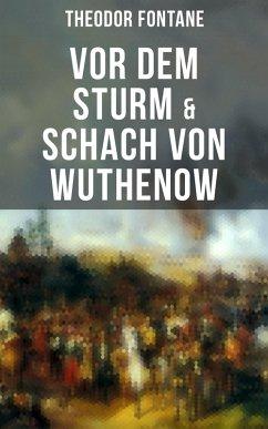 9788027225804 - Fontane, Theodor: Vor dem Sturm & Schach von Wuthenow (eBook, ePUB) - Kniha