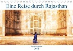 9783669394338 - Schröder, Carsten: Eine Reise durch Rajasthan (Tischkalender 2018 DIN A5 quer) - Buch