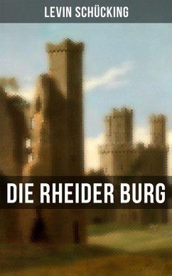 9788027225910 - Schücking, Levin: Die Rheider Burg (eBook, ePUB) - Kniha