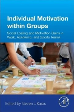 Individual Motivation within Groups