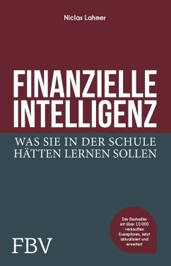 Finanzielle Intelligenz - Lahmer, Niclas