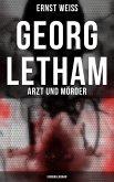 Georg Letham: Arzt und Mörder (Kriminalroman) (eBook, ePUB)