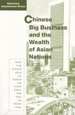 Chinese Big Business and the Wealth of Asian Nations - Brown, R.