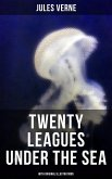 Twenty Thousand Leagues Under The Sea (With Original Illustrations) (eBook, ePUB)