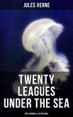 Twenty Thousand Leagues Under The Sea (With Original Illustrations) (eBook, ePUB)