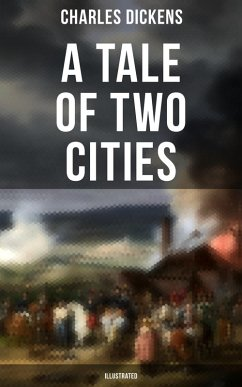 9788027225101 - Dickens, Charles: A Tale of Two Cities (Illustrated) (eBook, ePUB) - Kniha