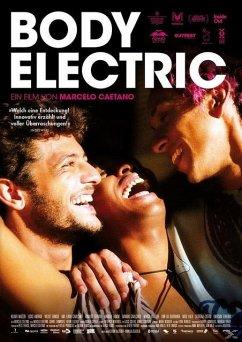 Body Electric, 1 DVD