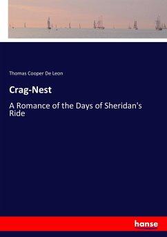 9783337347826 - De Leon, Thomas Cooper: Crag-Nest - Buch