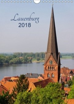 9783669394758 - Kolfenbach, Klaus: Lauenburg 2018 (Wandkalender 2018 DIN A4 hoch) - Buch