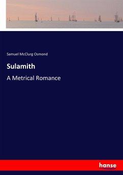 9783337347796 - Osmond, Samuel McClurg: Sulamith - Buch