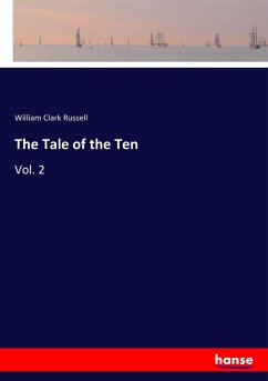 9783337347062 - Russell, William Clark: The Tale of the Ten - Buch