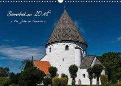 9783669394871 - Köpnick, Ulf: Bornholm 2018 Ein Jahr im Sommer (Wandkalender 2018 DIN A3 quer) - Buch