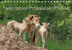 9783669394703 - Lindert-Rottke, Antje: Faszination Przewalski-Pferde (Tischkalender 2018 DIN A5 quer) - Buch