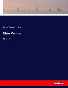 9783337347772 - Holmes, Oliver Wendell: Elsie Venner - Buch