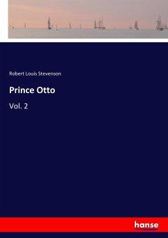 9783337347932 - Stevenson, Robert Louis: Prince Otto - Buch