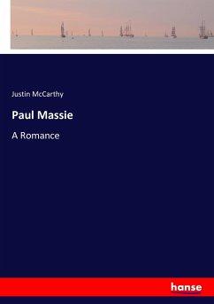 9783337347888 - McCarthy, Justin: Paul Massie - Buch