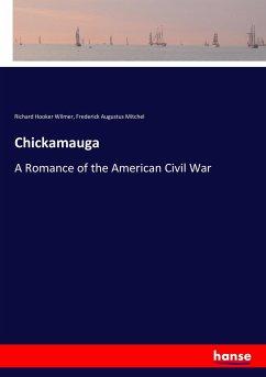 9783337347901 - Wilmer, Richard Hooker; Mitchel, Frederick Augustus: Chickamauga - Buch