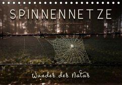 9783669394635 - Roder, Peter: Spinnennetze - Wunder der Natur (Tischkalender 2018 DIN A5 quer) - Buch
