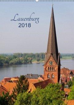 9783669394772 - Kolfenbach, Klaus: Lauenburg 2018 (Wandkalender 2018 DIN A2 hoch) - Buch