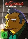 The Simpsons - Die komplette Season 18 DVD-Box