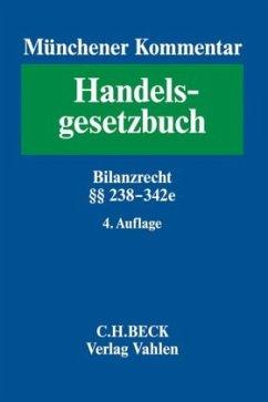 Münchener Kommentar zum Handelsgesetzbuch Bd. 4: Drittes Buch. Handelsbücher § 238-342e HGB