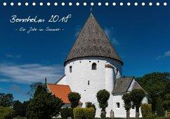 9783669394895 - Köpnick, Ulf: Bornholm 2018 Ein Jahr im Sommer (Tischkalender 2018 DIN A5 quer) - Buch