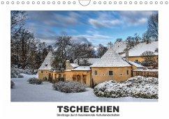 9783669394970 - Hallweger, Christian: Tschechien - Streifzüge durch faszinierende Kulturlandschaften (Wandkalender 2018 DIN A4 quer) - Buch