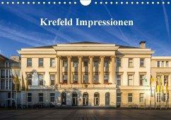 9783669394932 - Fahrenbach, Michael: Krefeld Impressionen (Wandkalender 2018 DIN A4 quer) - Buch