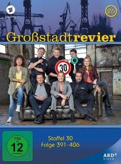 Großstadtrevier 26 – Folge 391 bis 406 (30. Staffel) DVD-Box