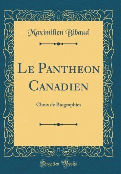 Le Pantheon Canadien