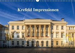 9783669394949 - Fahrenbach, Michael: Krefeld Impressionen (Wandkalender 2018 DIN A3 quer) - Buch