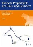 Klinische Propädeutik der Haus- und Heimtiere (eBook, ePUB)