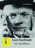 Karl Valentin & Liesl Karlstadt - Die Spielfilme DVD-Box