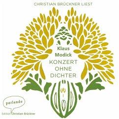 Konzert ohne Dichter (Ungekürzte Lesung) (MP3-Download) - Modick, Klaus