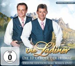 Die 10 Gebote Der Heimat-Del - Ladiner,Die