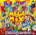 Ballermann Karneval Hits Megamix Vol.1