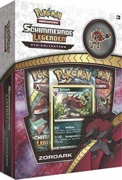 Pokemon, Sonne & Mond 03.5 Zoroark Pin Box (Sammelkartenspiel)