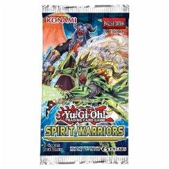 Yu-Gi-Oh!, Spirit Warriors Booster deutsch (Sammelkartenspiel)